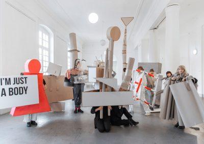Raumklasse – UDK Berlin